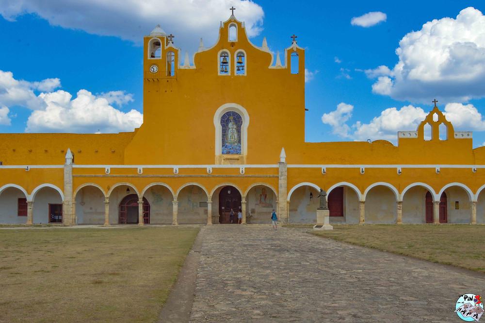 Convento de San Antonio de Padua, Izamal | Un Pin en el Mapa