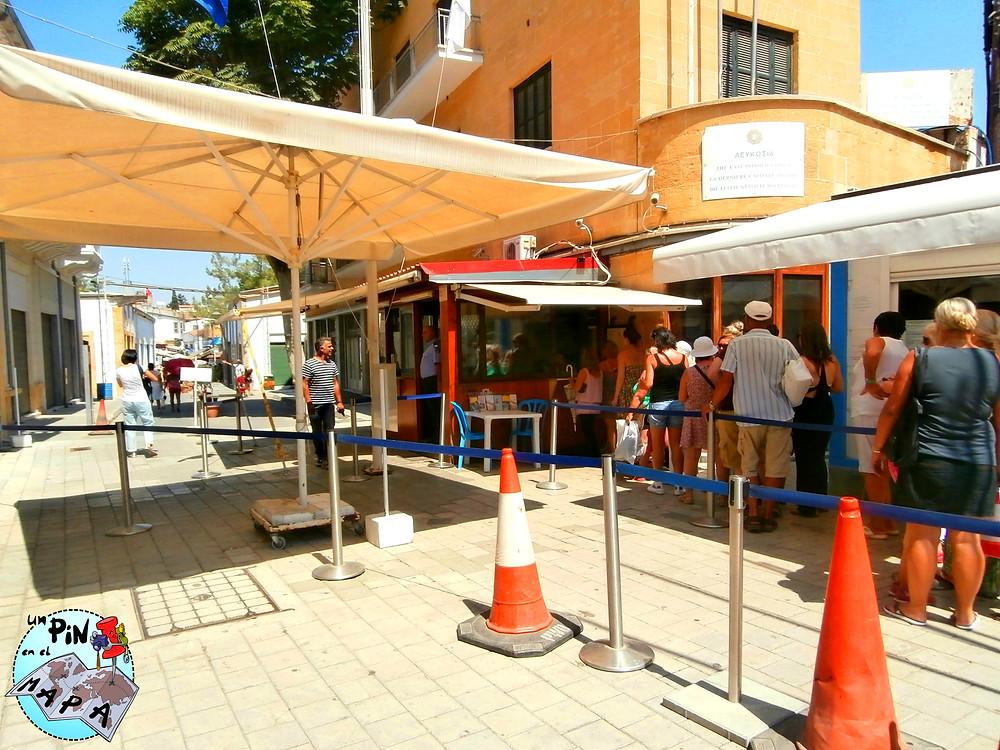 Nicosia Crossing Point | Un Pin en el Mapa