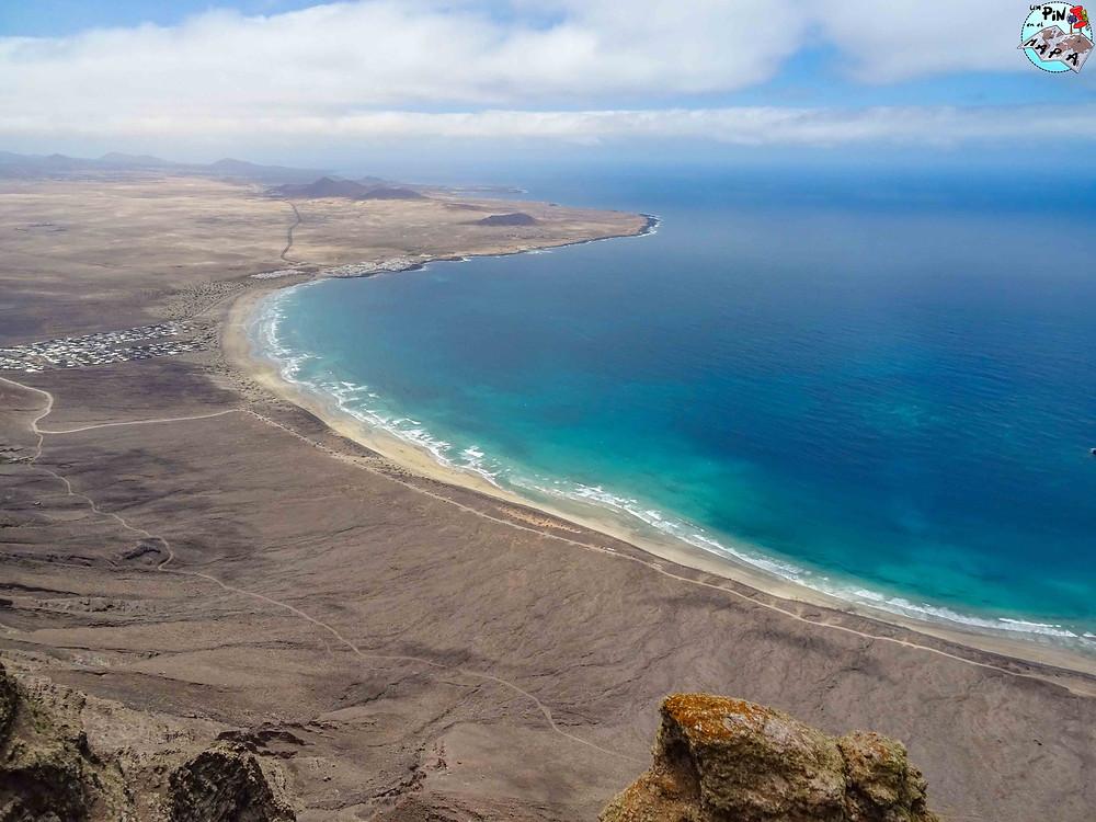 Playa Famara | Un Pin en el Mapa