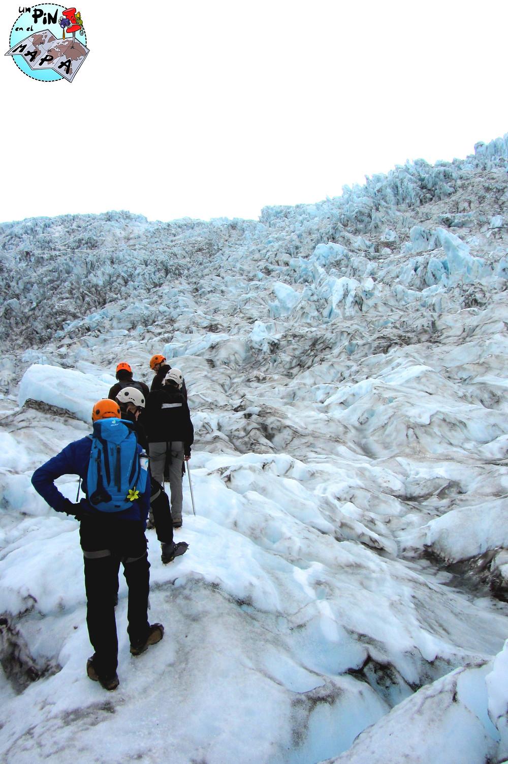 Glaciar Fjallsarlon, Islandia | Un Pin en el Mapa