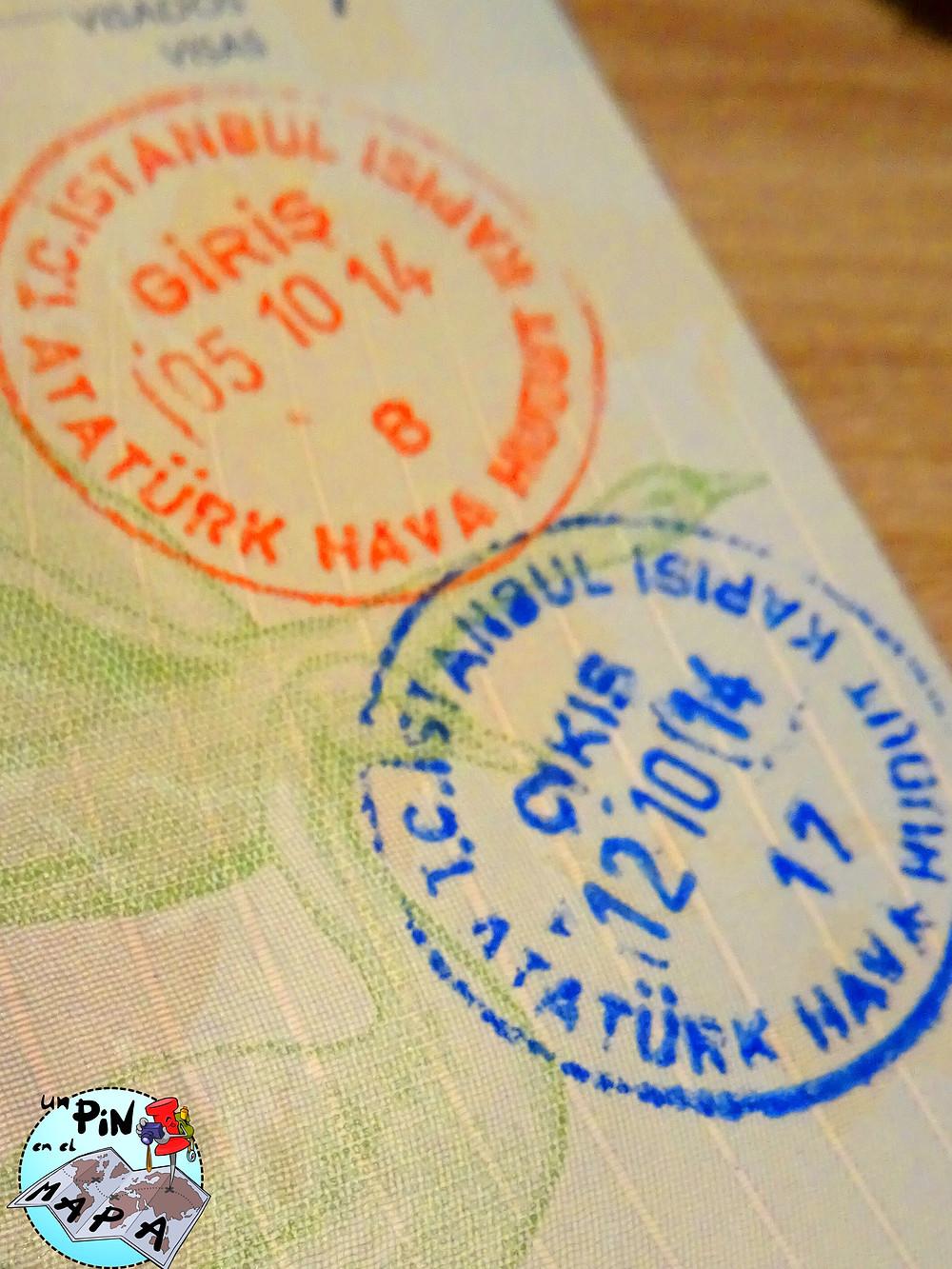 Visado Turquía | Un Pin en el Mapa
