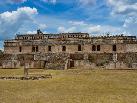 17 Ruinas Mayas menos conocidas en la Península de Yucatán