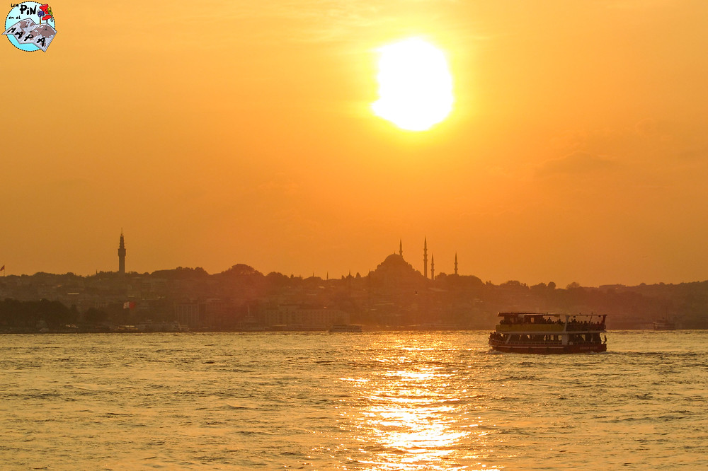 Café de las alfombras en el barrio de Üsküdar, Estambul | Un Pin en el Mapa