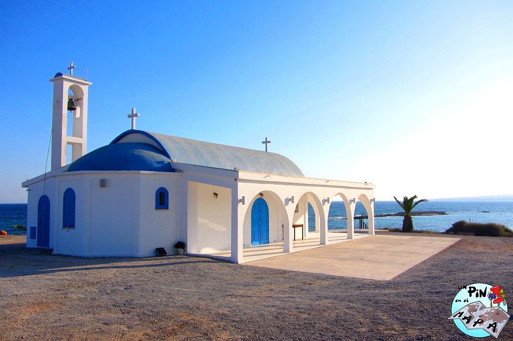 Ayia -Thekla Chapel | Un Pin en el Mapa