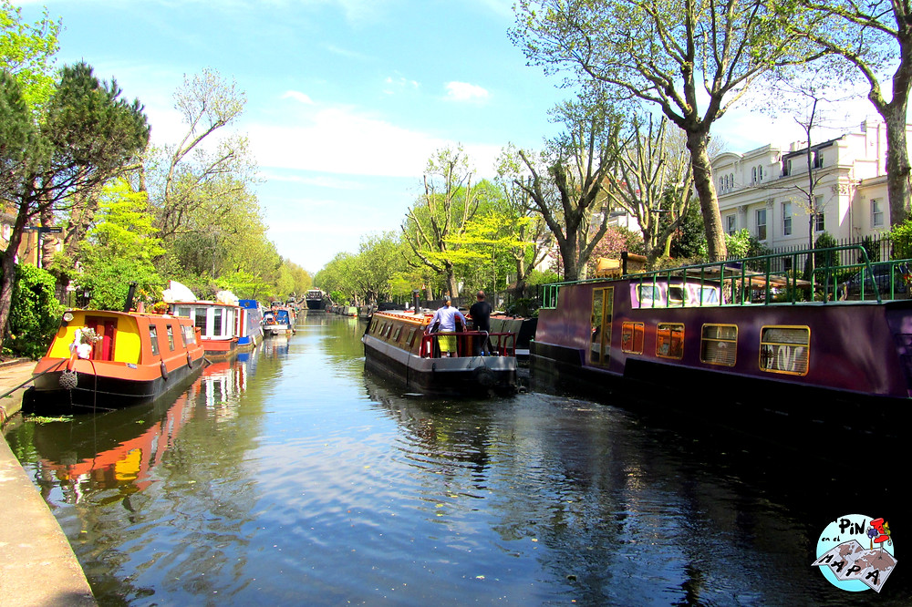 Regent's canal | Un Pin en el Mapa