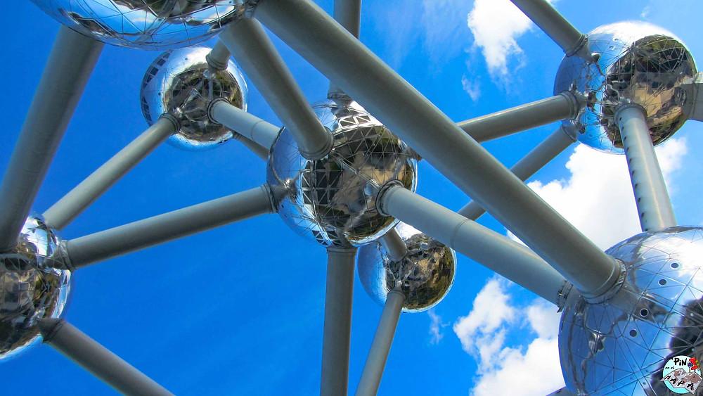 Atomium, Bruselas | Un Pin en el Mapa