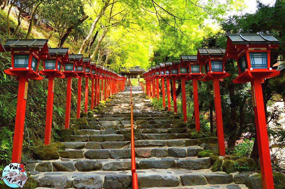 Kibune, Kioto, Japón | Un Pin en el Mapa