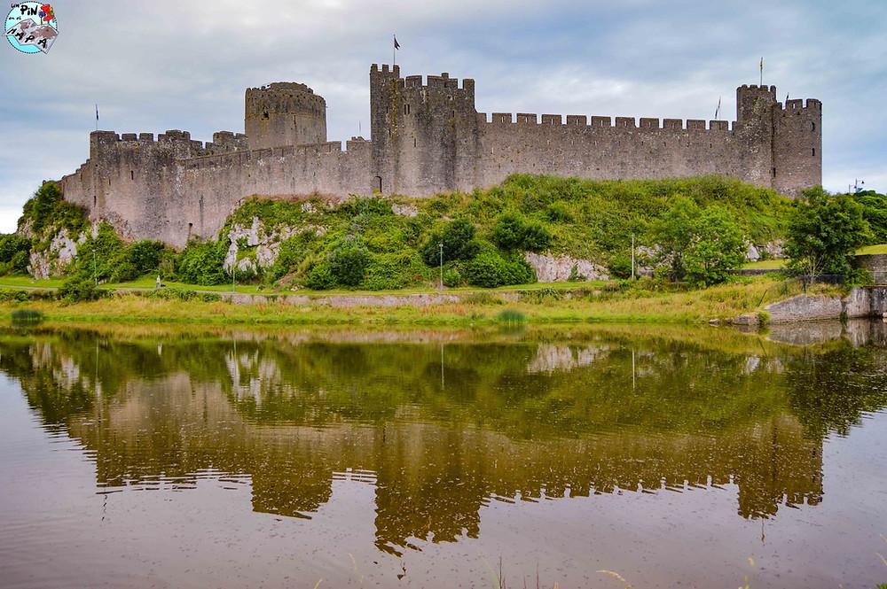 Pembroke Castle, Gales | Un Pin en el Mapa