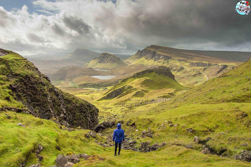 The Quiraing, Escocia