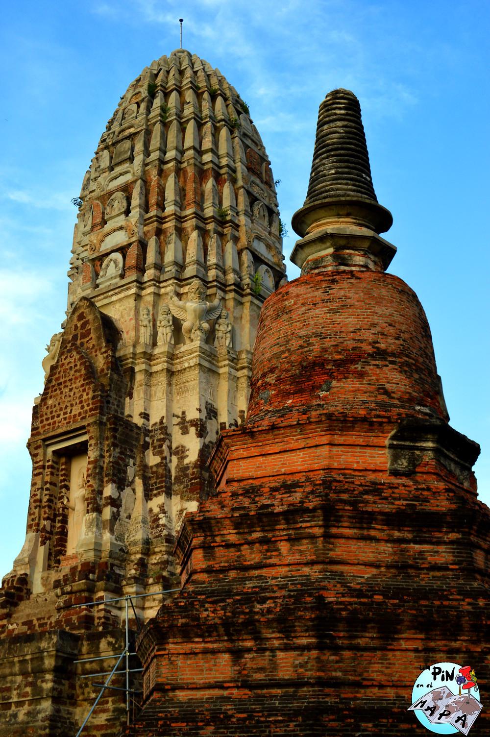 Wat Ratburana, Tailandia | Un Pin en el Mapa
