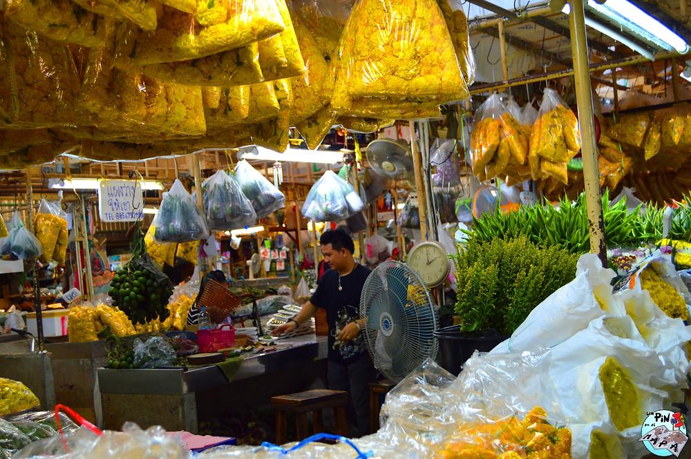 El Mercado de las Flores Bangkok   Un Pin en el Mapa