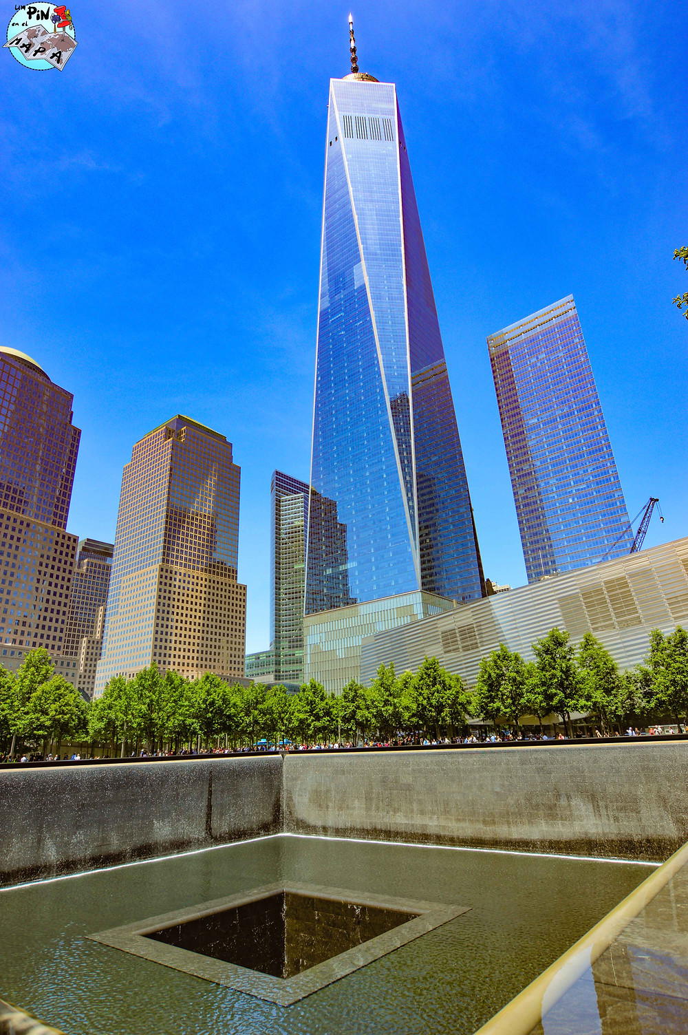 One World Trade Centre | Un Pin en el Mapa
