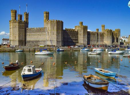 Los 10 castillos de Gales más bonitos para una primera visita