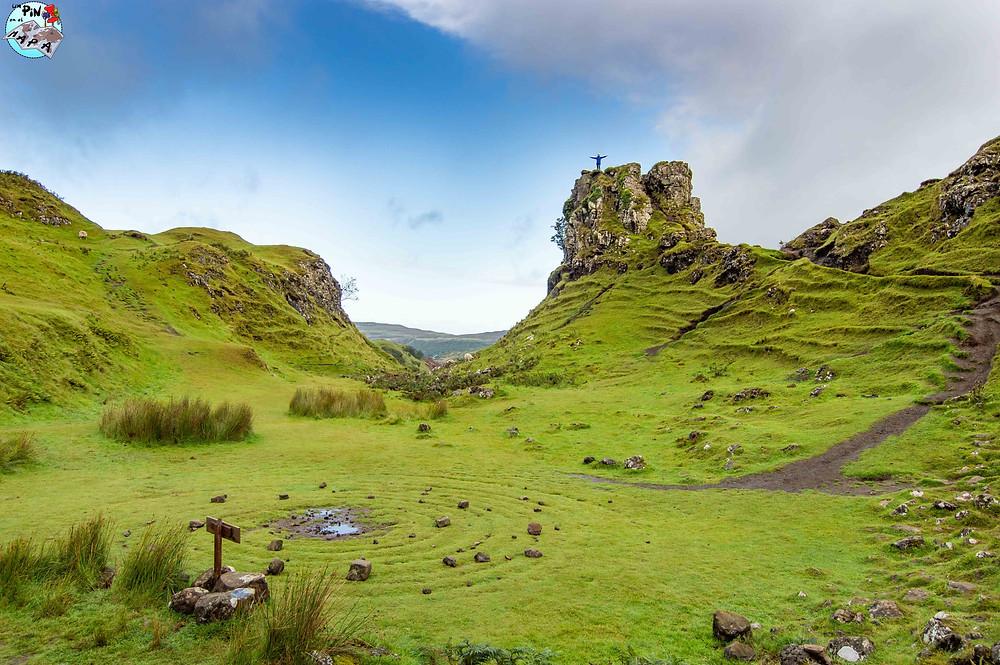 Fairy Glen, Isla de Skye | Un Pin en el Mapa