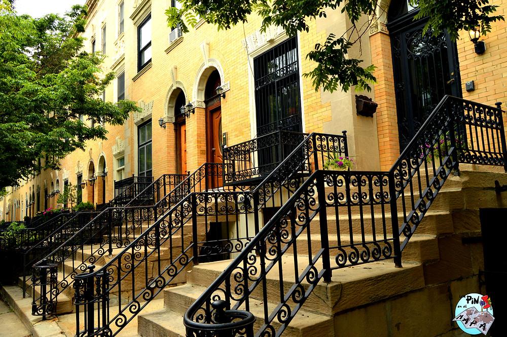 Strivers' Row, Nueva York | Un Pin en el Mapa
