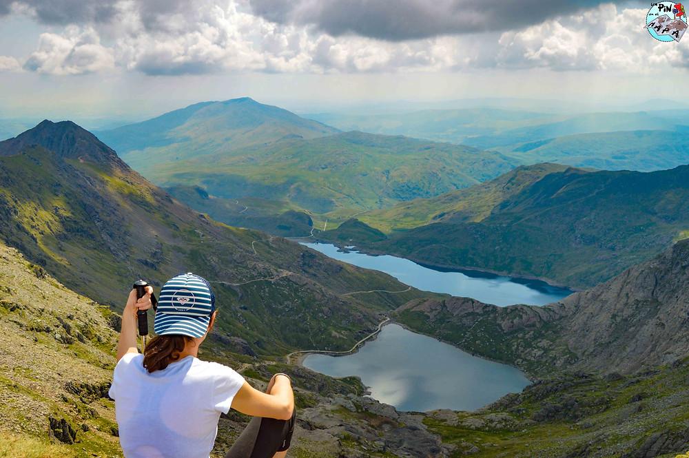 Pico del Snowdon, Gales | Un Pin en el Mapa