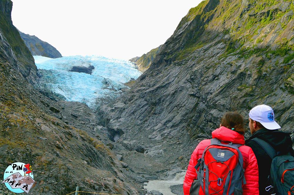 Franz Josef Glacier | Un Pin en el Mapa