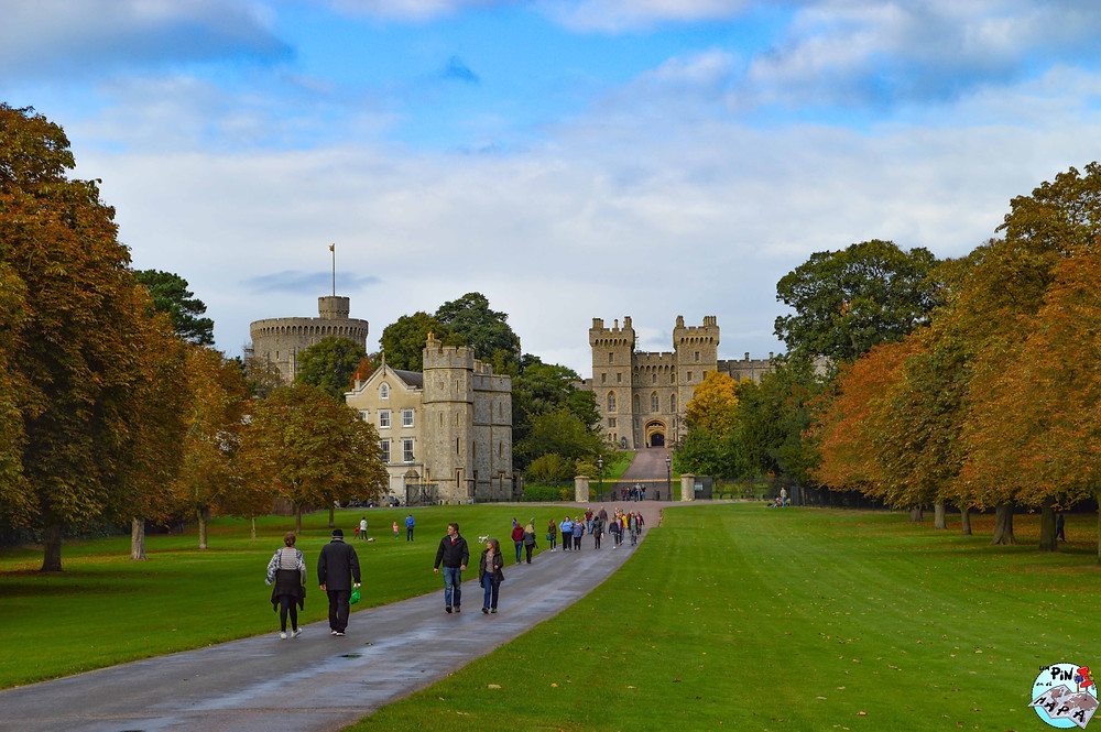 Windsor Castle | Un Pin en el Mapa