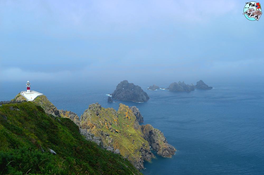 Cabo Ortegal | Un Pin en el Mapa