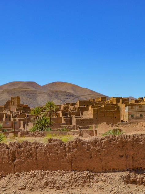 Ruta por Marrakech y alrededores (kasbahs) en 6 días por libre