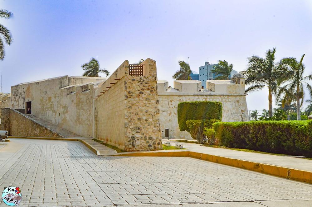 Baluarte de San Carlos, Campeche | Un Pin en el Mapa