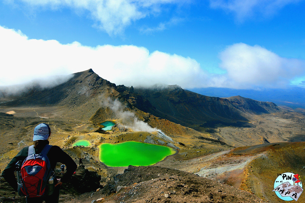 Tongariro Alpine Crossing | Un Pin en el Mapa