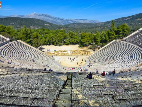 Ruinas de Epidauro: 17 cosas que ver e información útil