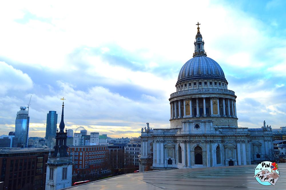 One New Change Londres | Un Pin en el Mapa