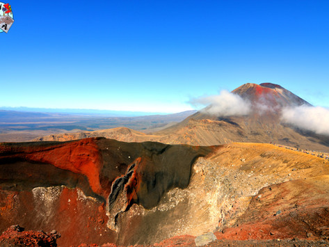 Nueva Zelanda: Las 8 mejores rutas de senderismo de 1 día