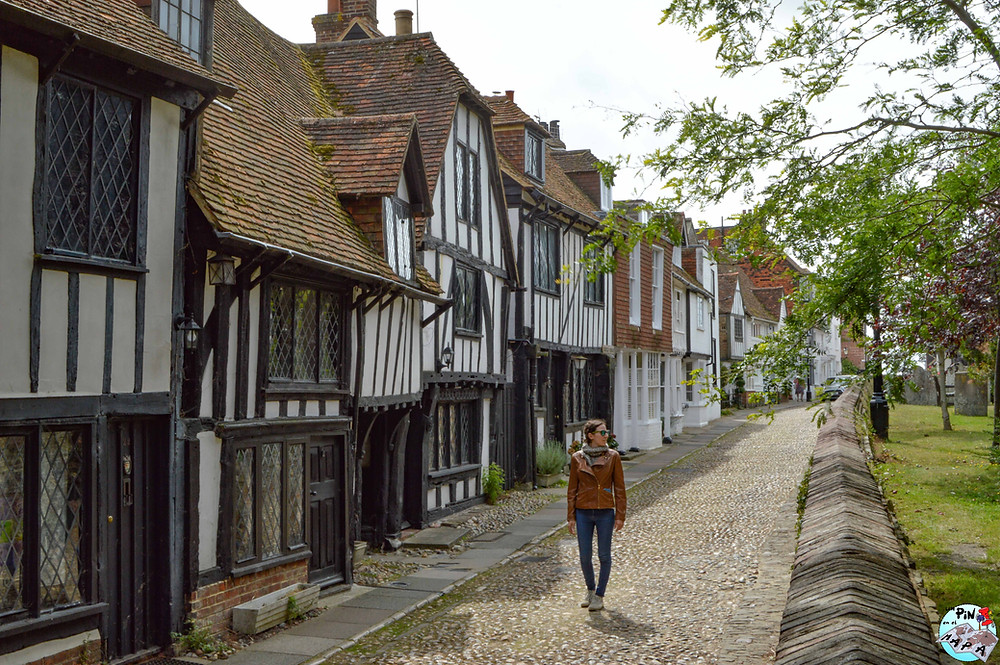 Rye, Inglaterra | Un Pin en el Mapa