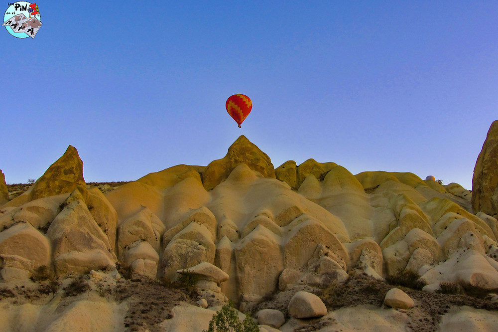 Amanecer en Göreme, Capadocia | Un Pin en el Mapa