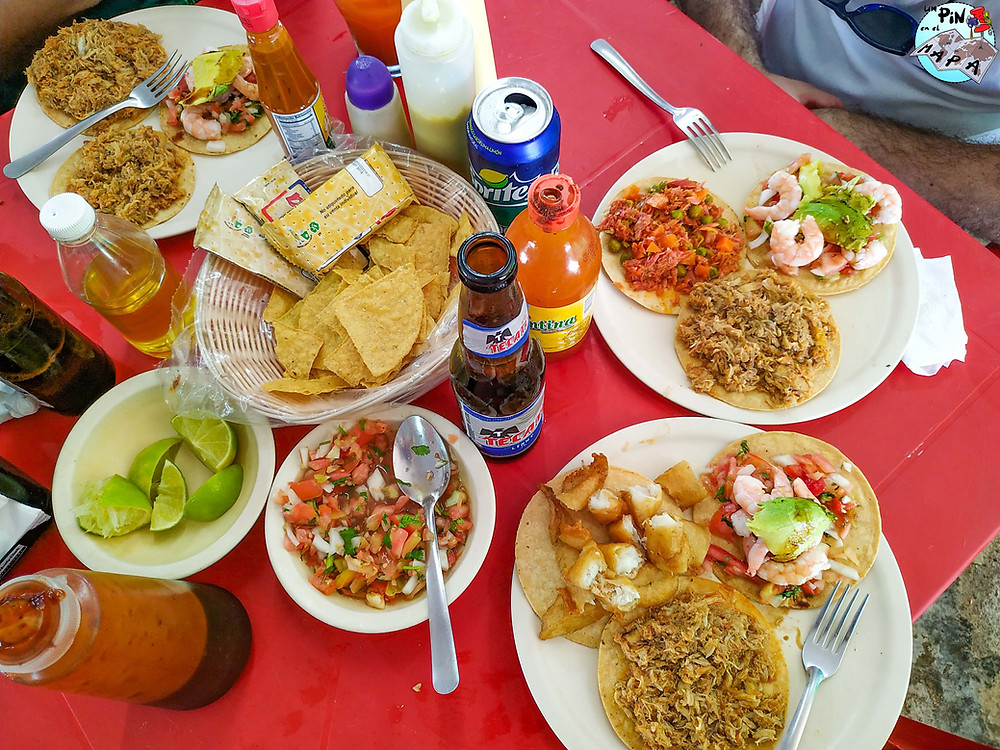 Comida mexicana | Un Pin en el Mapa