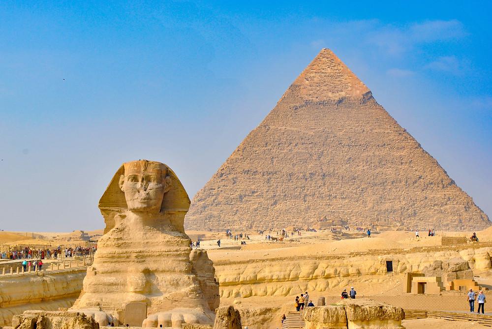 Pirámides de Giza | Un Pin en el Mapa