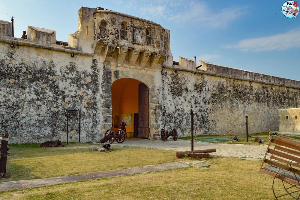 Baluarte de San Francisco, Campeche | Un Pin en el Mapa