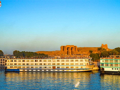 Crucero por el Nilo o por tierra: experiencia, pros y contras