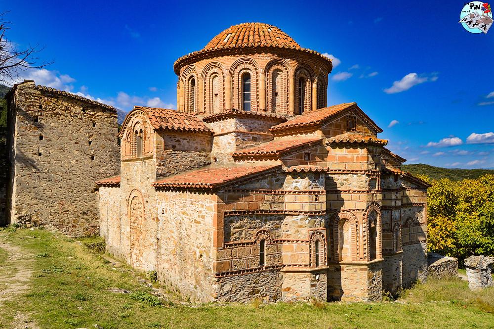 Agios Theodoros, Mystras | Un Pin en el Mapa