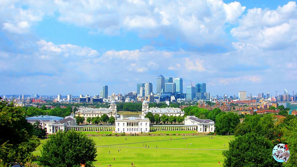Greenwich Park Londres | Un Pin en el Mapa