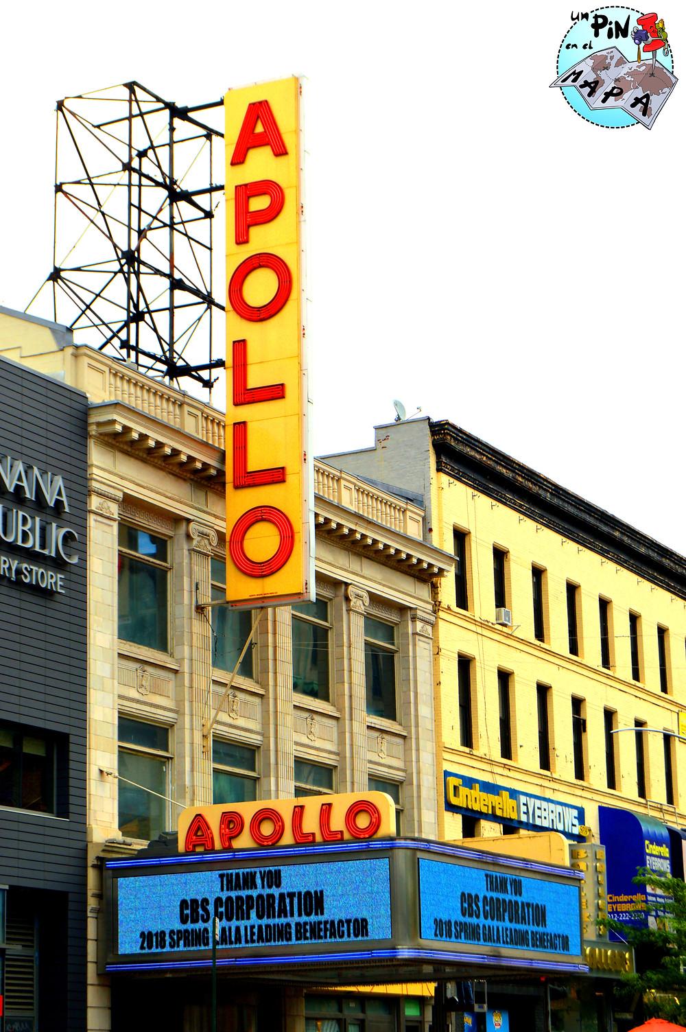 Teatro Apolo, Nueva York | Un Pin en el Mapa