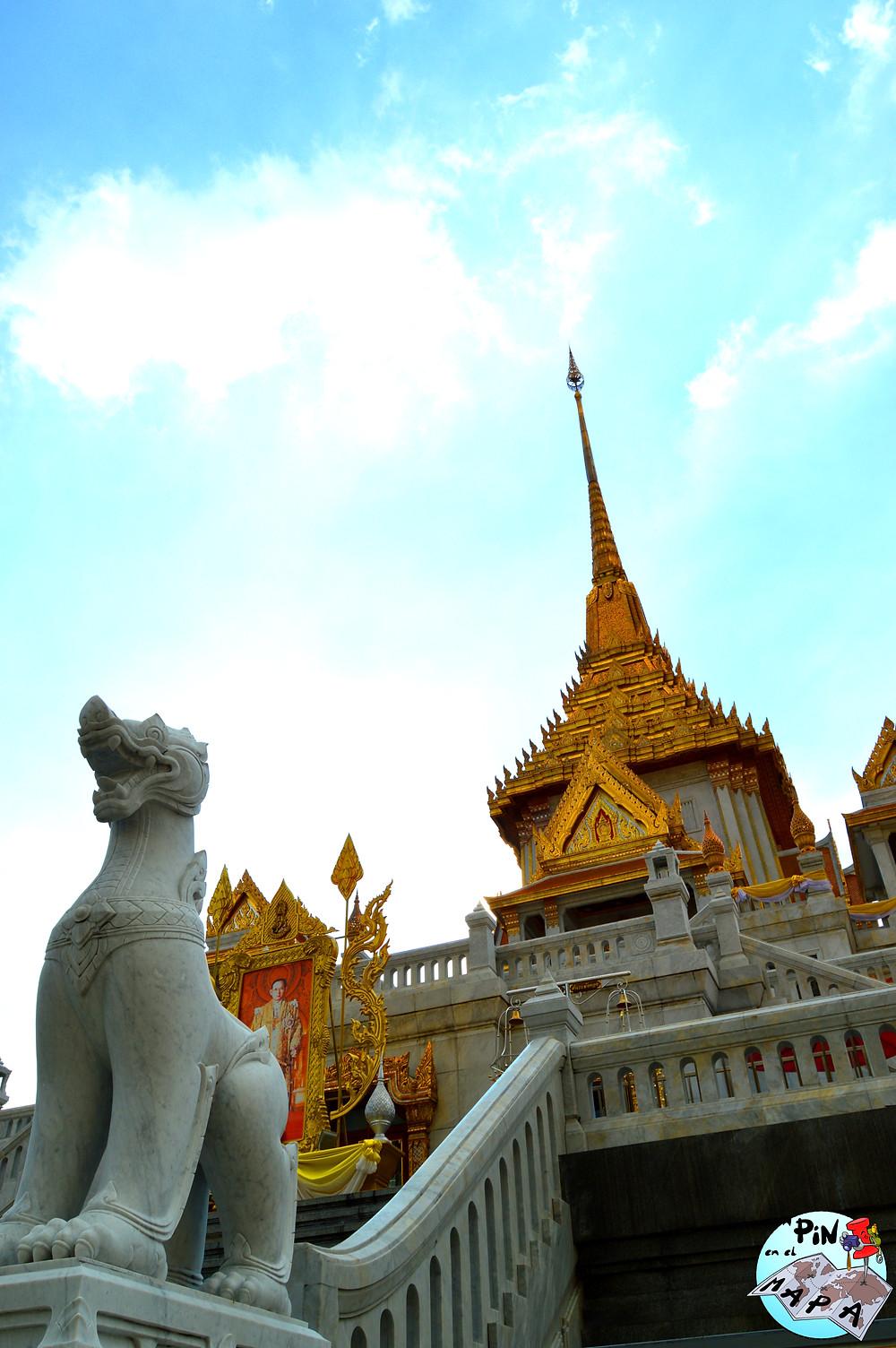 Wat Traimit Bagkok   Un Pin en el Mapa