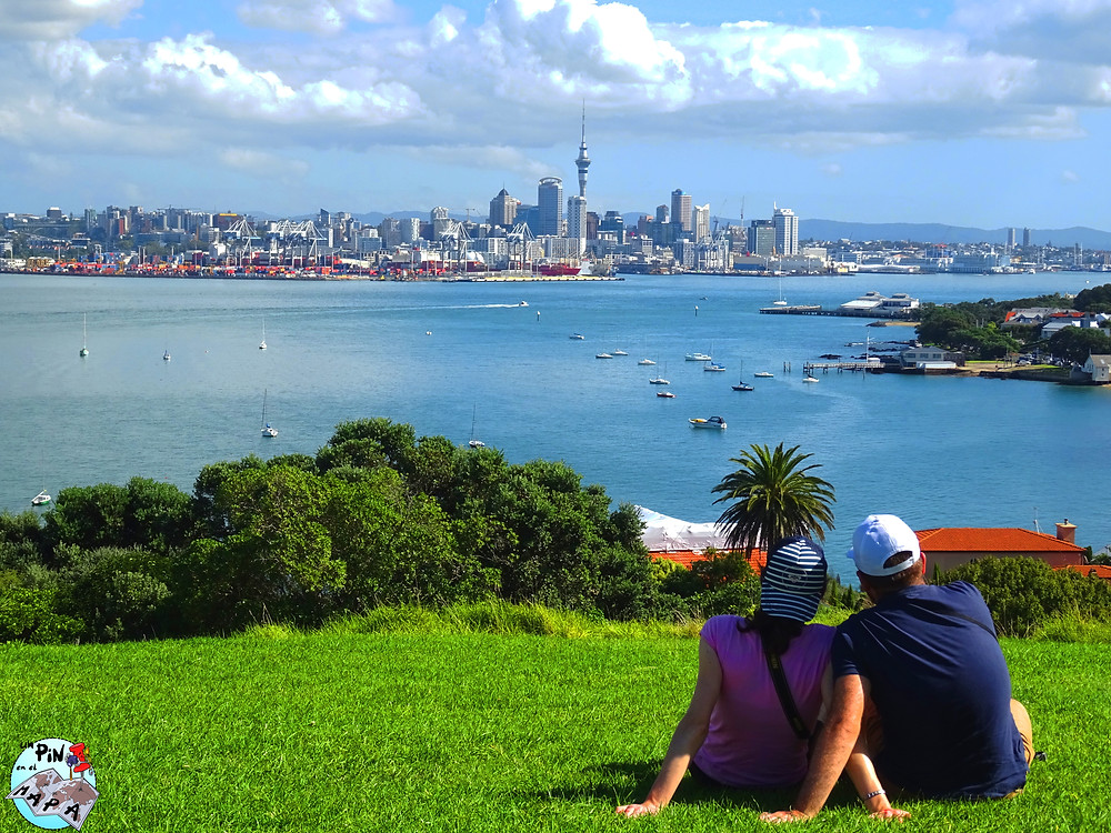 North Head en Devonport | Un Pin en el Mapa