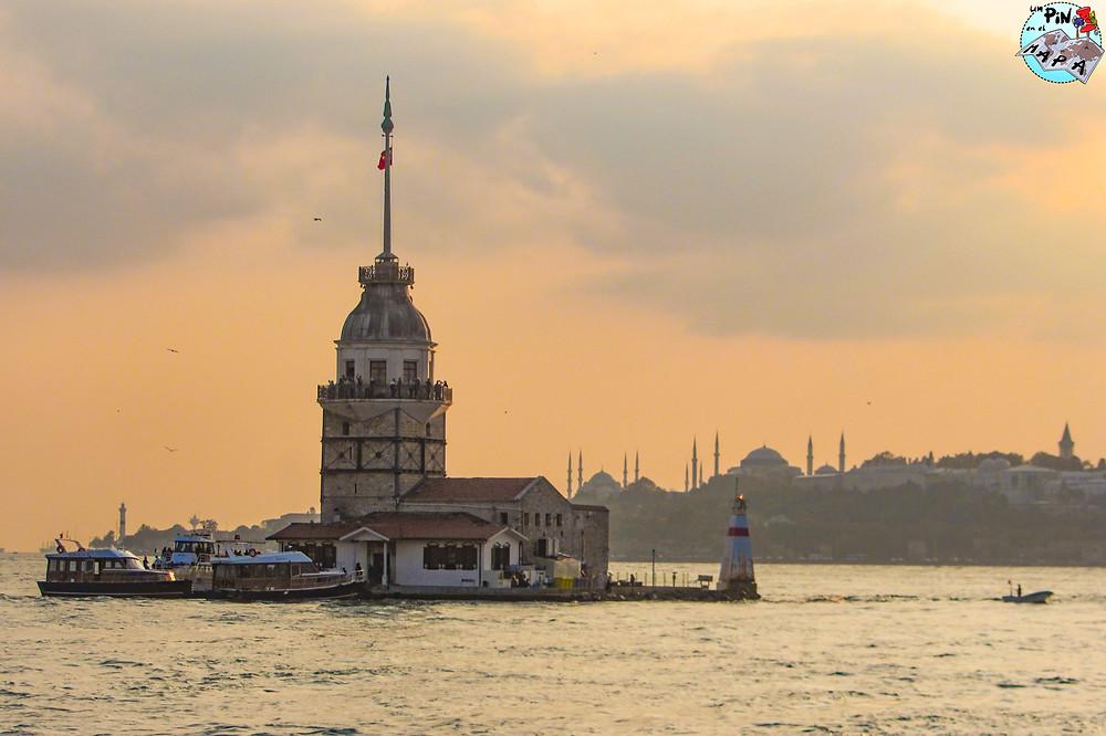 Kiz Kulesi, Estambul | Un Pin en el Mapa