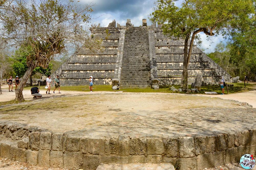 El Osario en Chichén Itzá | Un Pin en el Mapa