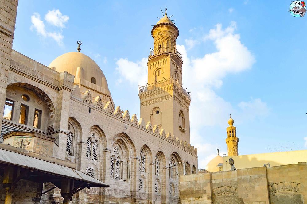 Madraza y Mausoleo de Qalaun, Cairo | Un Pin en el Mapa
