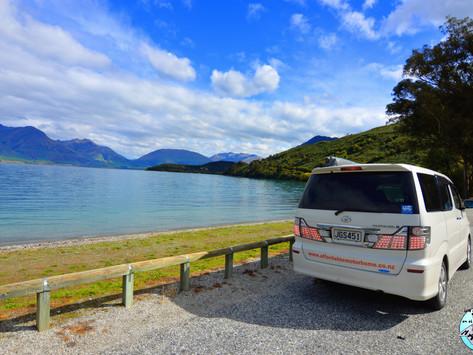 Nueva Zelanda: 5 consejos para alquilar una campervan
