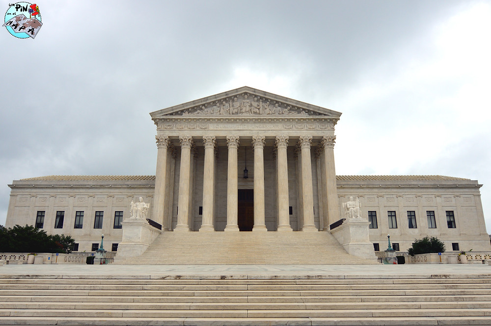 Corte Suprema de los Estados Unidos | Un Pin en el Mapa