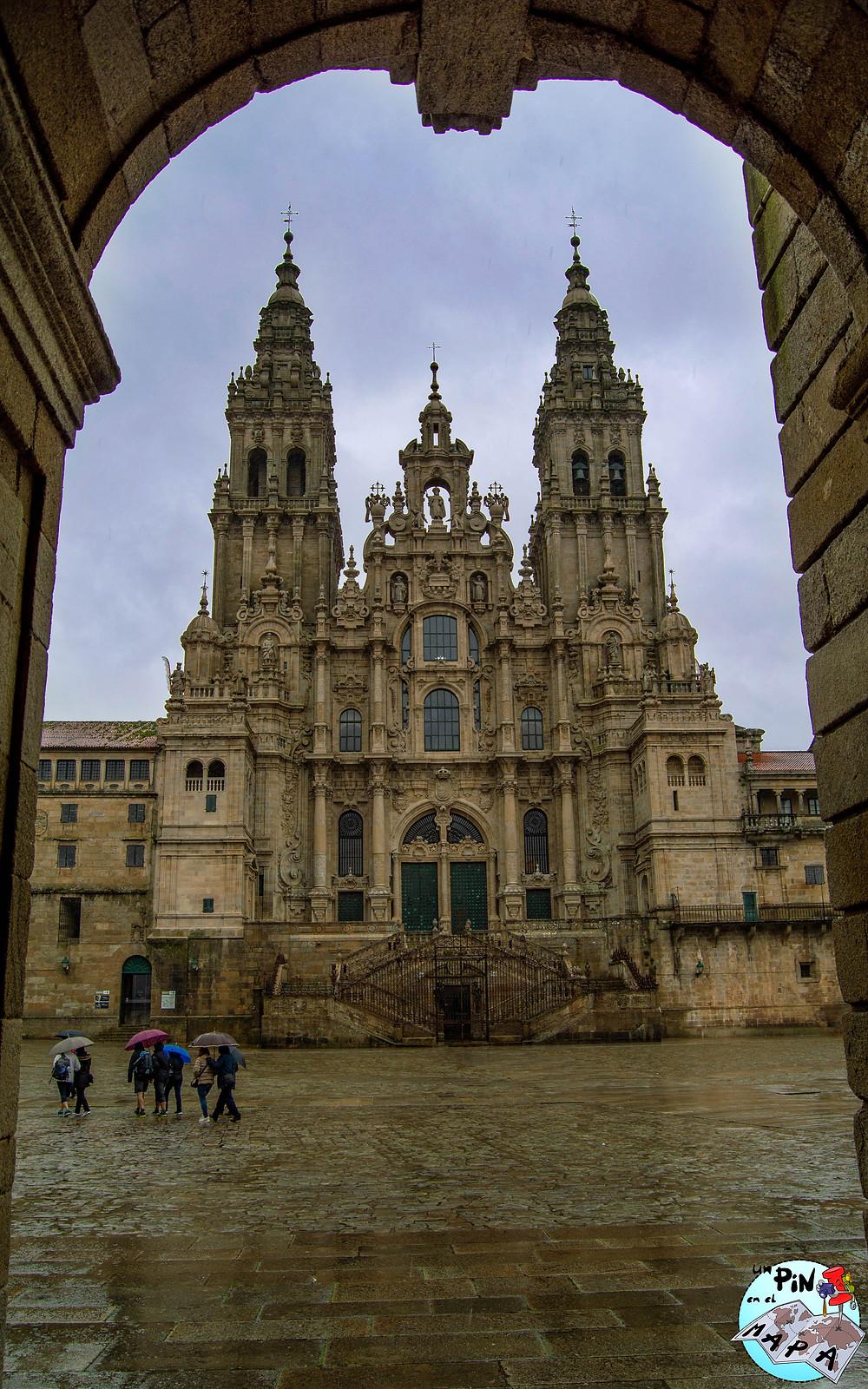La Catedral de Santiago de Compostela | Un Pin en el Mapa