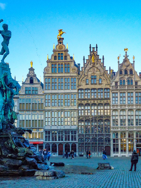 Ruta por Bélgica en 7 días: que ver y consejos