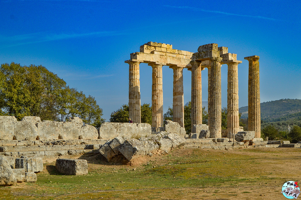 Santuario de Zeus   Un Pin en el Mapa