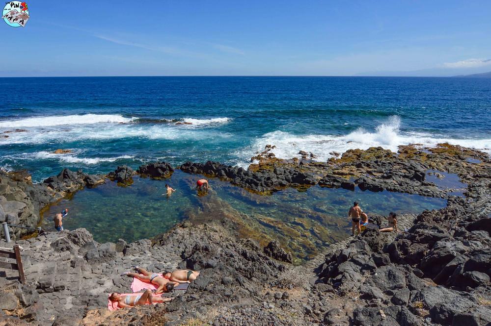 Charco de los Chochos, Tenerife | Un Pin en el Mapa