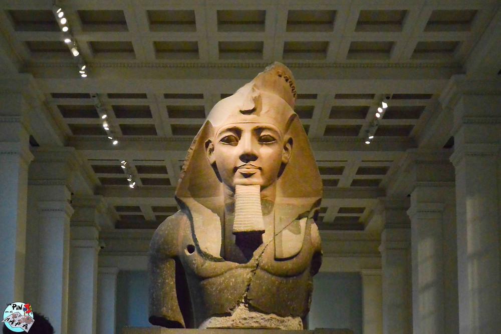 British Museum, Londres | Un Pin en el Mapa